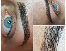 Makijaż permanentny brwi bielsko