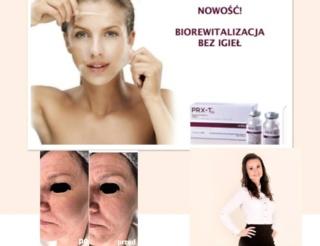 Magda Biorewitalizacja bez igieł